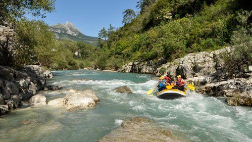 Rafting dans les Gorges de Daluis-2