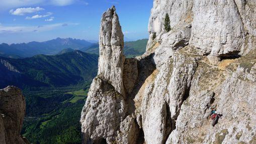 Voie normale du Mont Aiguille-1