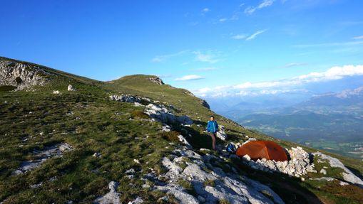Voie normale du Mont Aiguille-5