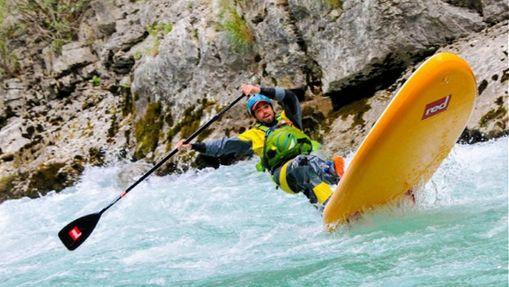 Stand up paddle dans les Gorges du Verdon-2