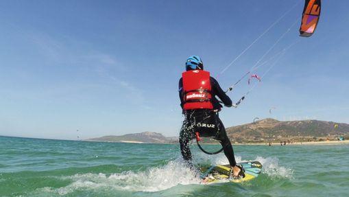 Stage de kitesurf collectif à Tarifa-7
