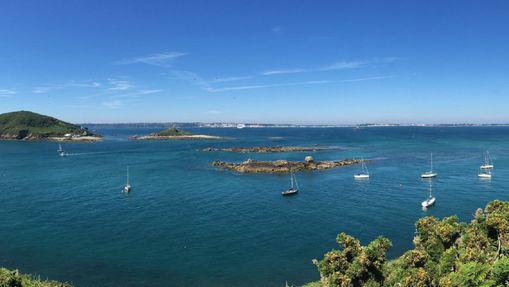 Les Îles Anglo-Normandes au départ de Cherbourg