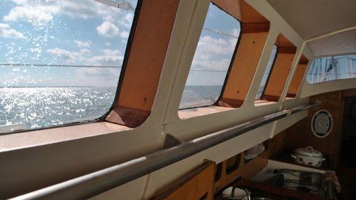 Transatlantique : du Cap Vert à la Guadeloupe-1