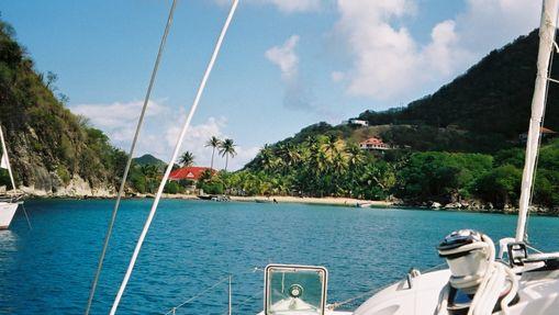 Découverte des îles voisines de la Guadeloupe -3