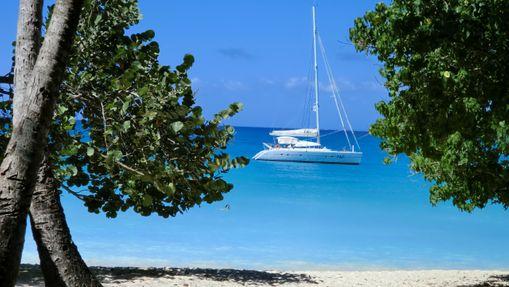 Découverte des îles voisines de la Guadeloupe -9