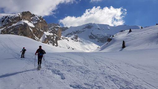 Séjour en raquettes dans les Hautes-Alpes
