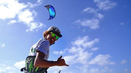 Stage de kitesurf niveau intermédiaire au Cap-Vert-3