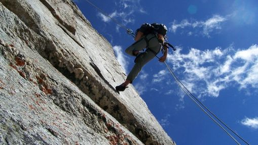 Journée escalade - Grandes Voies en Vallée d'Aoste-4