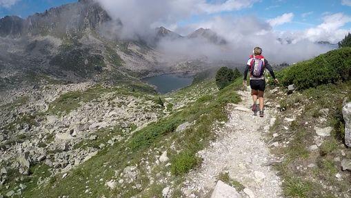 Stage découverte du Trail dans les Pyrénées