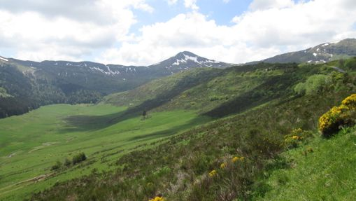 Initiation au Trail dans les Monts du Cantal-2