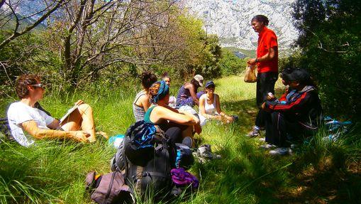 Stage de survie au cœur de la Provence-2