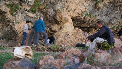 Trek et survie dans le Haut-Atlas marocain-6