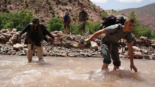 Trek et survie dans le Haut-Atlas marocain-4