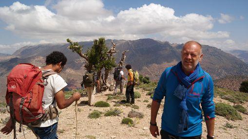 Trek et survie dans le Haut-Atlas marocain-3