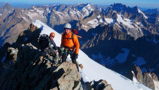 Ascension de la Barre des Ecrins (4102 m)-6