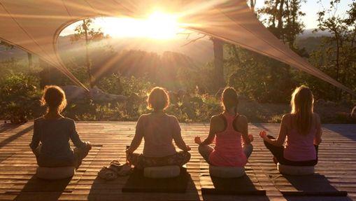Yoga & Nature en Ardèche-1