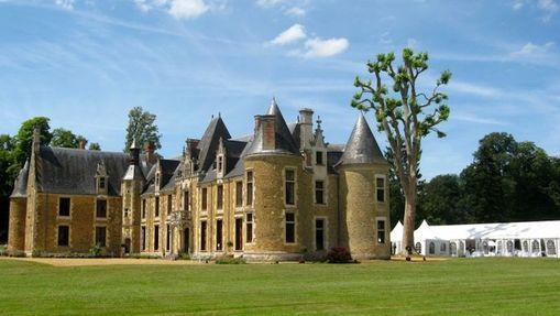 Stage yoga dans un château de la Sarthe