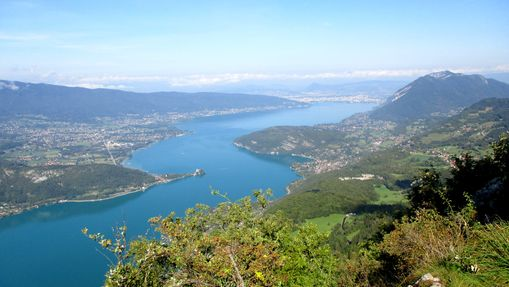 WEEK-END DU LAC DU BOURGET AU LAC D'ANNECY-2
