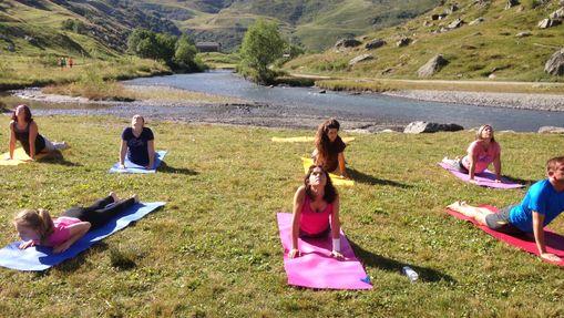 Stage yoga & randonnée au cœur de l'Auvergne