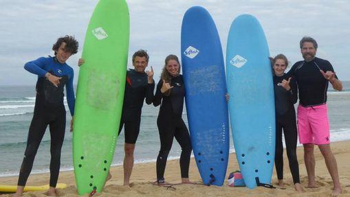 Weekend au surf camp LetSurf-2
