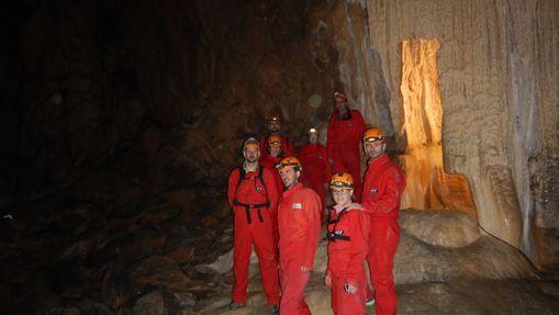 randonnée souterraine -2