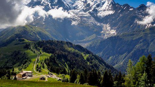 Demi Tour du Mont-Blanc Sud express-1