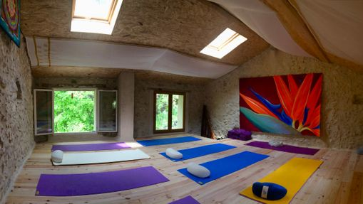 Week-end yoga & méditation sur-mesure