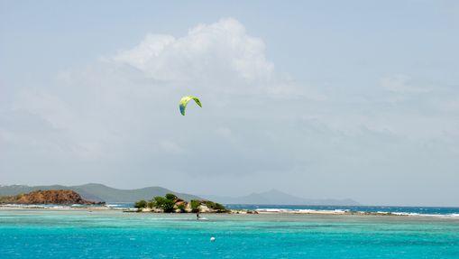 Croisière cabine aux Grenadines - voilier 45'