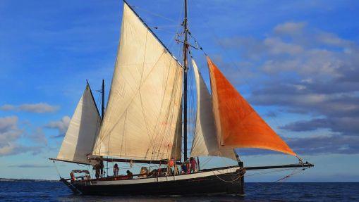 Week-end Belle-Île à bord d'un vieux grément-9