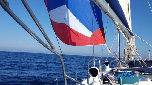 Croisière en Corse en voilier-2