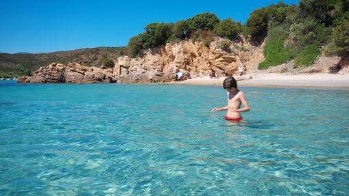 Croisière privée voilier en Corse du Sud