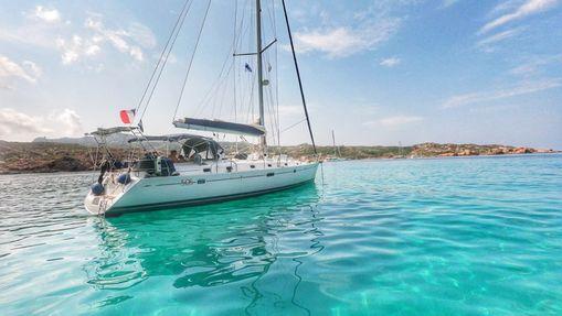 La Corse du Sud sur un voilier de 50 pieds