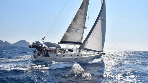 La Corse du Sud sur un voilier de 50 pieds-12