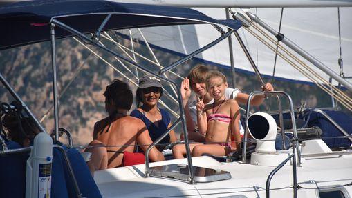 La Corse du Sud sur un voilier de 50 pieds-11