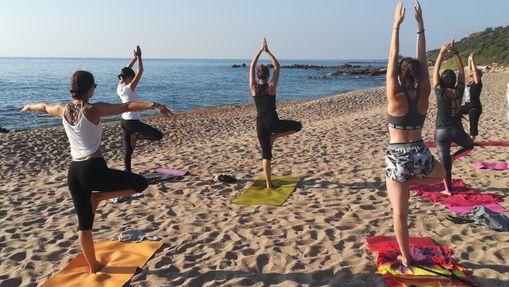 Séjour yoga ressourçant en Corse du Sud-2