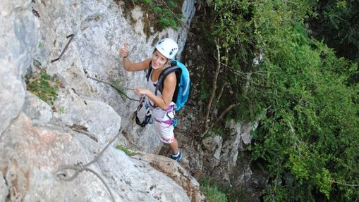 Via ferrata de Saint Antonin Noble Val-1