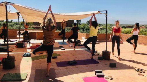 Retraite Yoga & Détox à Marrakech