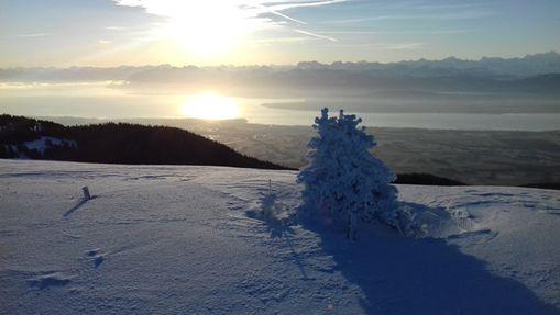Traversée du Jura suisse en raquettes