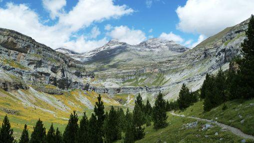 Ascension du Mont Perdu en 2 jours -1