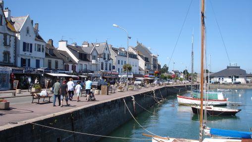 Croisière stage de voile en Bretagne