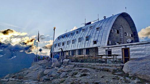 Ascension de l'Aiguille du Tour & du Grand Paradis
