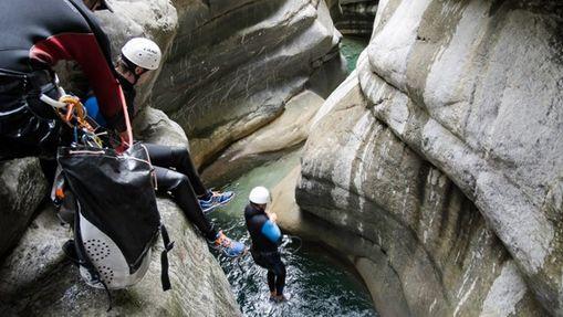 Canyon de Cramassouri-3
