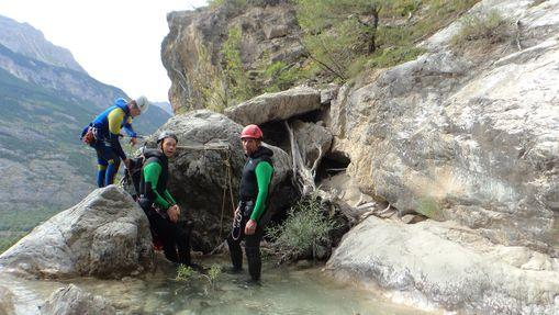 Canyon de Pra Reboul-6