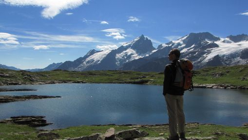 Découverte des lacs d'exception du Briançonnais