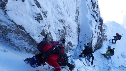 Stage 5 jours ascension du Mont-Blanc-13