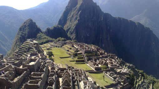 Réserves naturelles et sites Incas