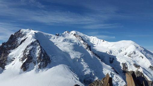 Ascension du Mont-Blanc en 4 jours -5