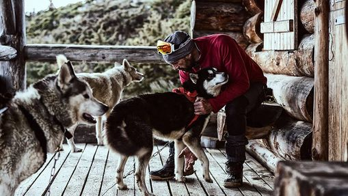 Séjour raquettes & chiens de traîneaux en Ariège