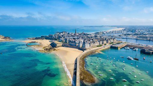 Croisière en Bretagne Nord au départ de Saint-Malo