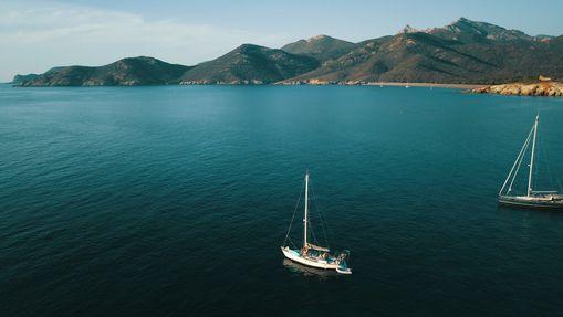 Croisière voilier privatisé en Corse du Sud